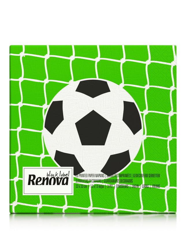 guardanapos futebol renova