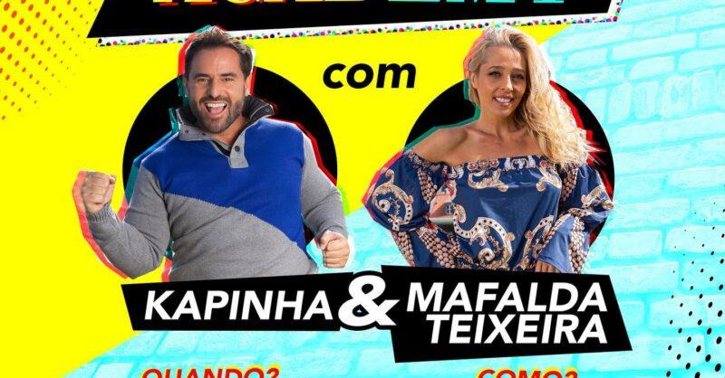 Tiktoker's Academy: Kapinha e Mafalda Teixeira revelam segredos do Tik Tok