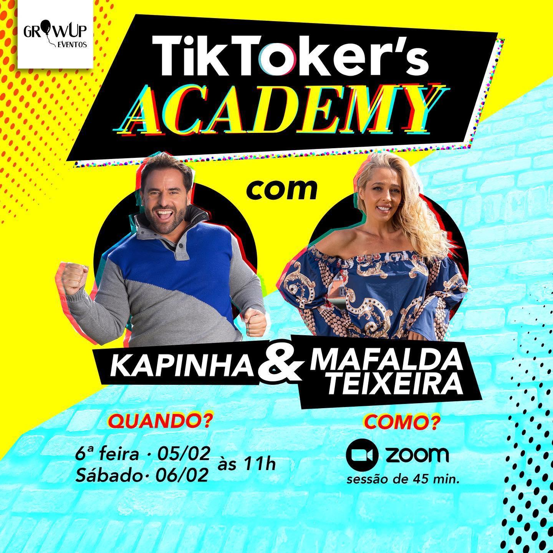 tiktokers academy