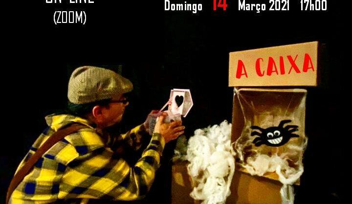 A Caixa : Teatro para a infância e famílias