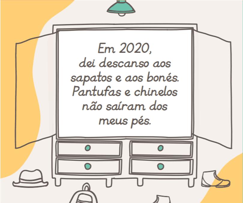 2020 na tua história imagem 1