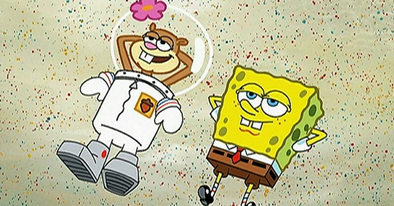 Programação de Páscoa no Nickelodeon