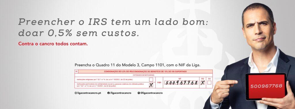 liga portuguesa contra o cancro irs 2021