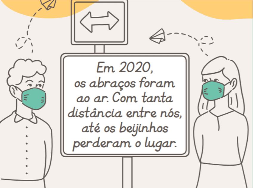 2020 na tua história imagem 2