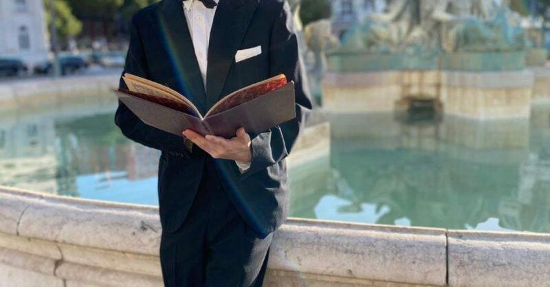 À procura de Pessoa em Lisboa