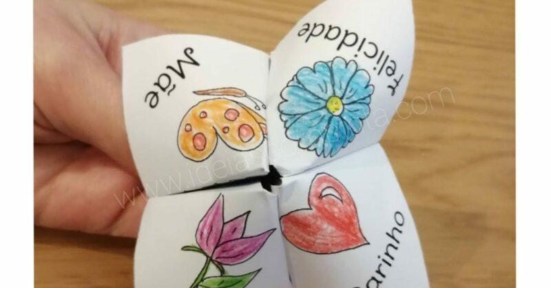 Quantos Queres do Dia da mãe: imprimam e divirtam-se!