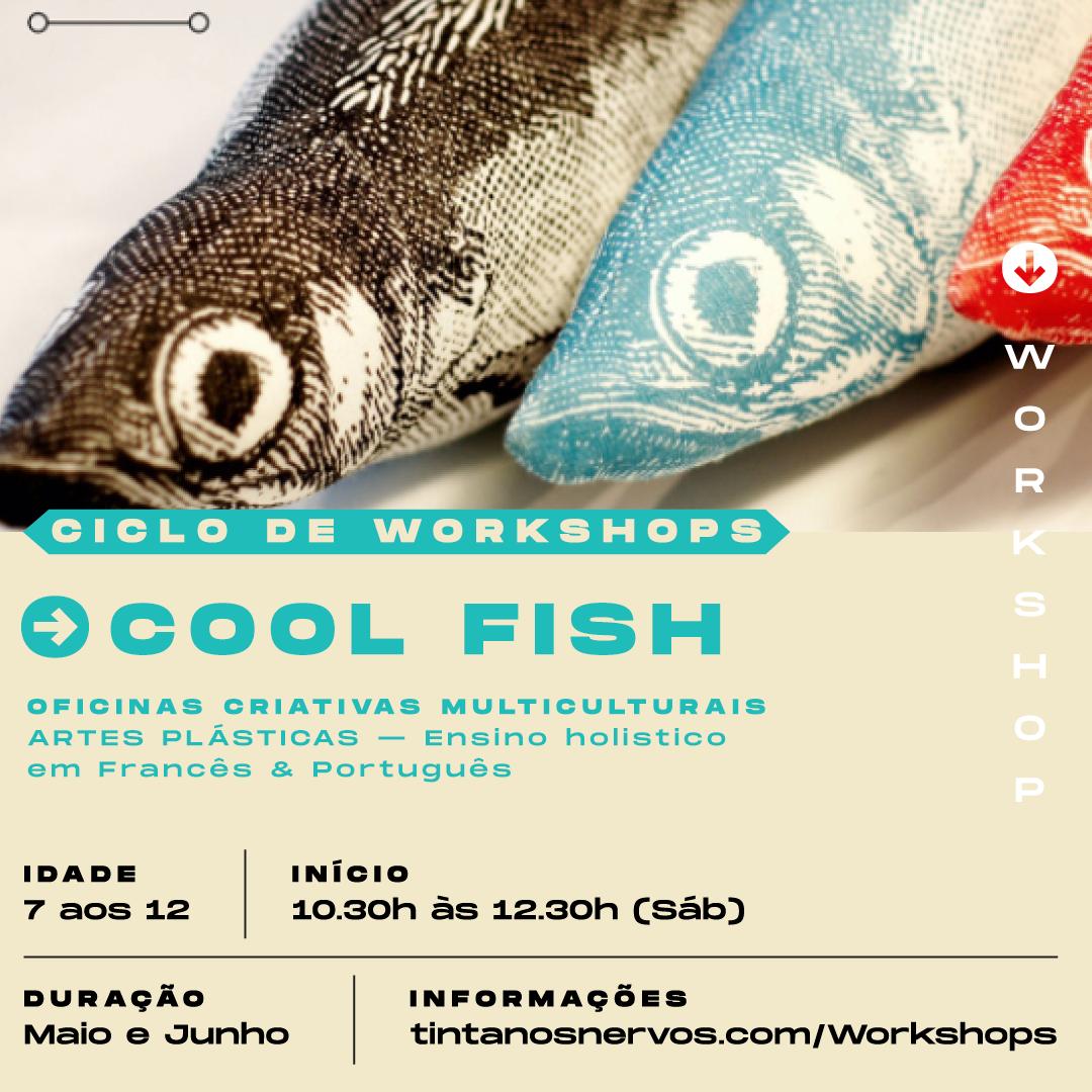 COOL FISH – Oficina Criativas Multiculturais