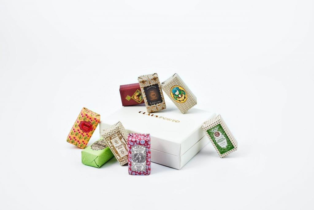 claus porto gift box