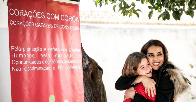 Corações com Coroa: combater a desigualdade!