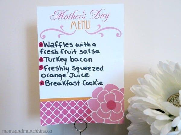 ideias para o dia da mãe