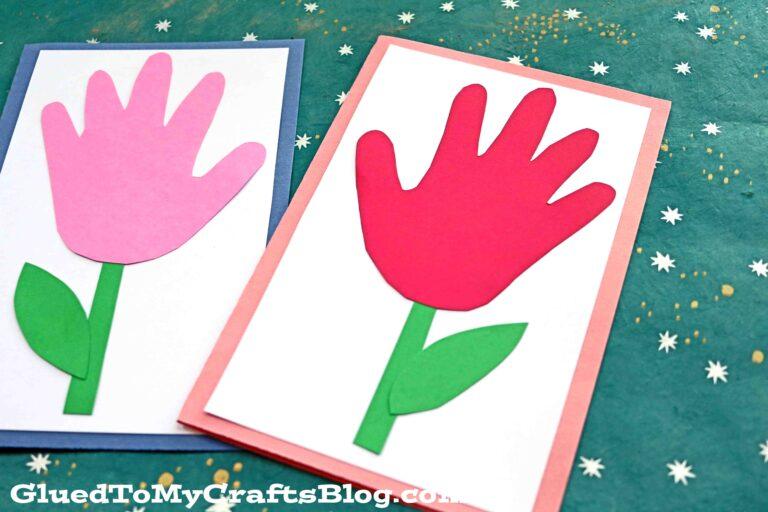 postais dia da mãe mão