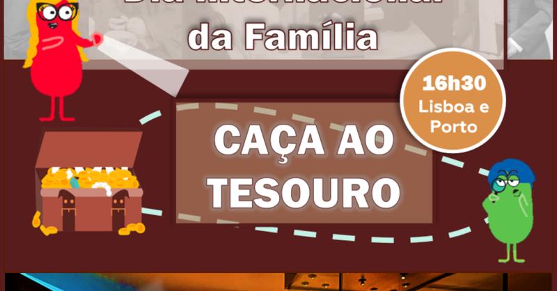 Dia Internacional da Família e Noite Europeia dos Museus com o Museu da Farmácia