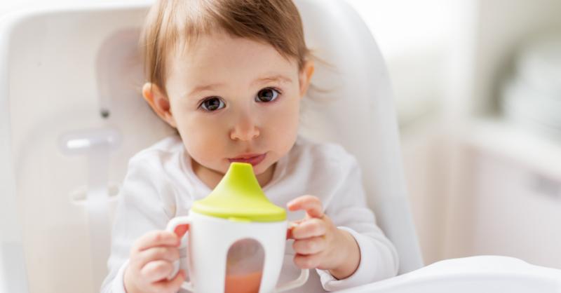 Saibam como escolher os melhores copos para o bebé