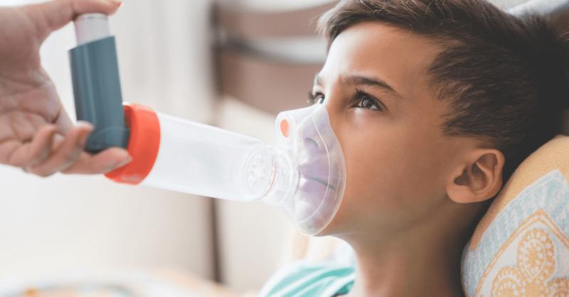 Asma infantil: o que é e como tratar?
