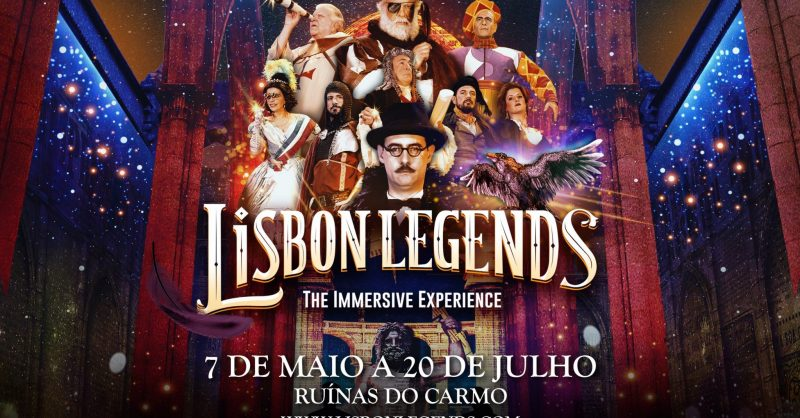 LISBONLEGENDS_cartaz