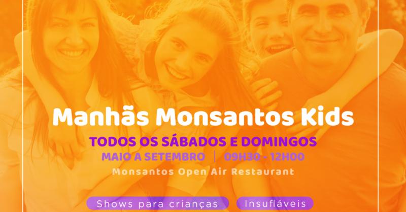 Monsantos Kids: Atividades nas Manhãs do Fim de Semana no Pulmão de Lisboa