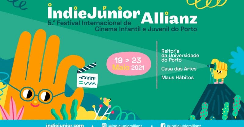 De volta: IndieJúnior Allianz Porto 2021
