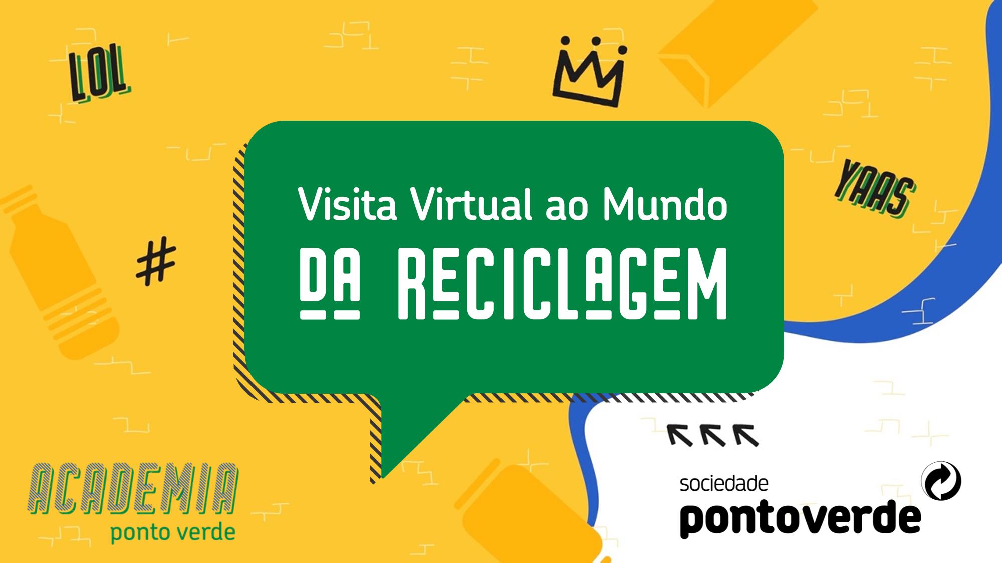 visita virtual mundo da reciclagem