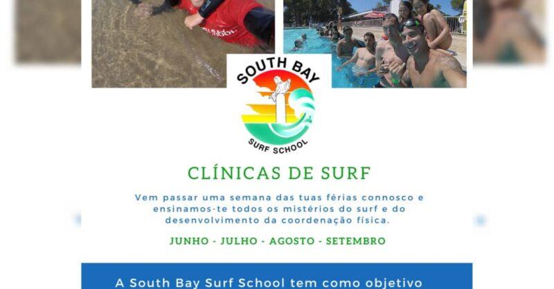 Clínicas de Surf