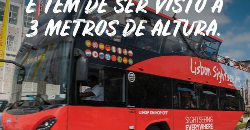 Cityrama Gray Line Portugal – Uma tour virtual 360º pela cidade de Lisboa