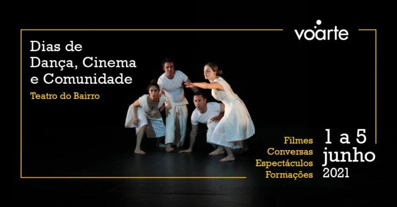 VOARTE – Dias de Dança, Cinema e Comunidade