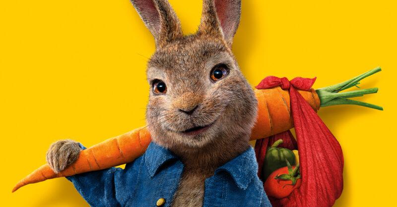 peter rabbit 2 coelho à solta