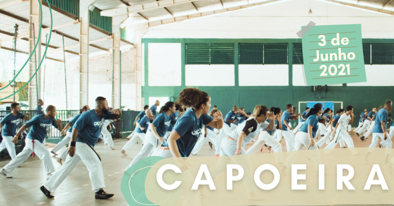 Aula Aberta na Impact House – Capoeira para Famílias