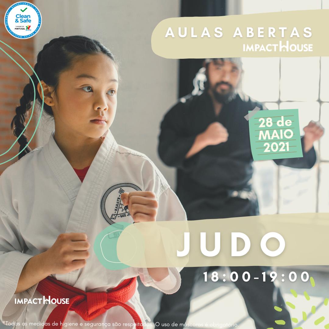 Aula Aberta na Impact House – Judo para Famílias