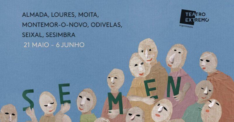 26ª Edição de Sementes – Mostra Internacional de Artes para o Pequeno Público