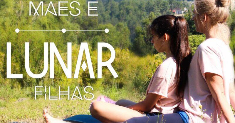Yoga Lunar para mães e filhas