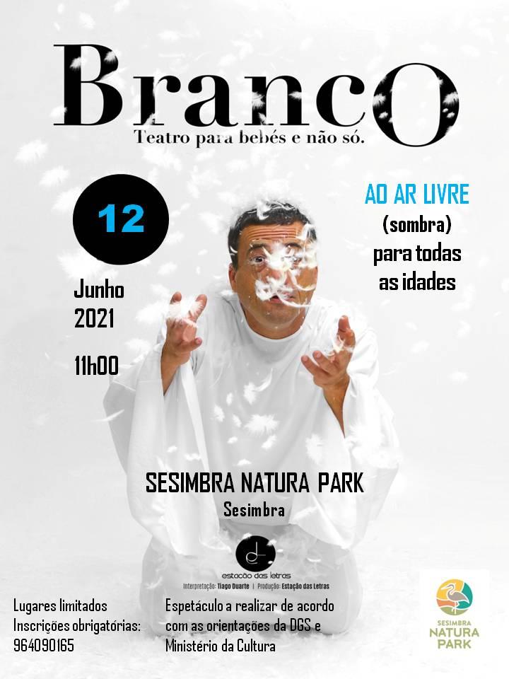 BRANCO - Teatro para bebés e não Só