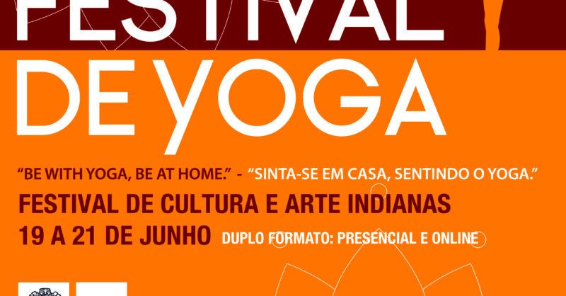 Festival de Yoga 2021 – Federação Portuguesa de Yoga