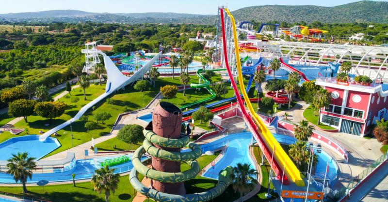 Aquashow Park: o parque aquático mais completo de Portugal!