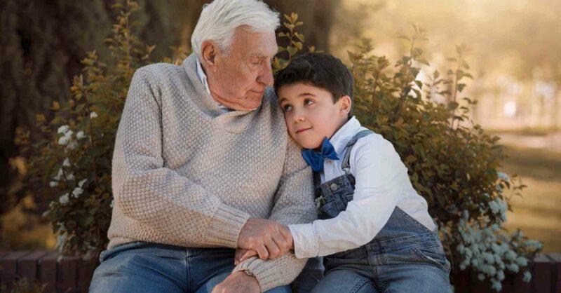 O papel dos avós no divórcio: como lidar?