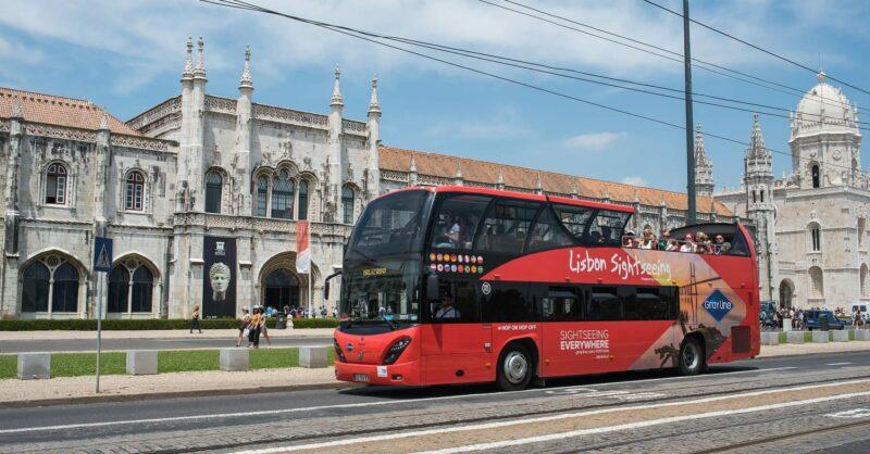 Cityrama Gray Line Lisboa: viagens divertidas agora com áudio guia infantil!