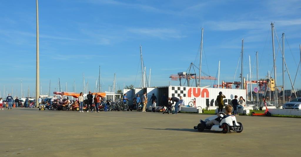 pistas de karting lisboa fun track
