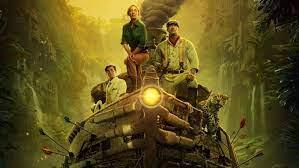 """Filme """"Jungle Cruise – A Maldição nos Confins da Terra"""""""