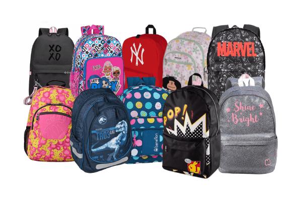 mochilas escolares 2021