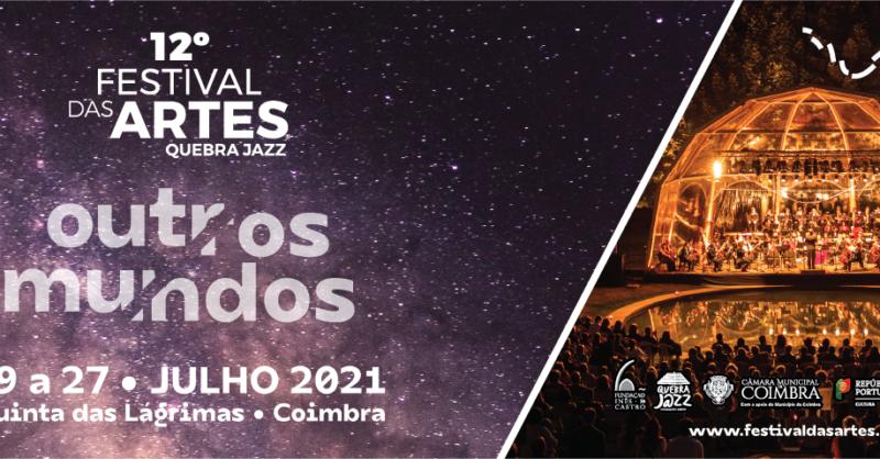 Festival das Artes QuebraJazz 2021 – Nove dias com o melhor da música clássica e do jazz!