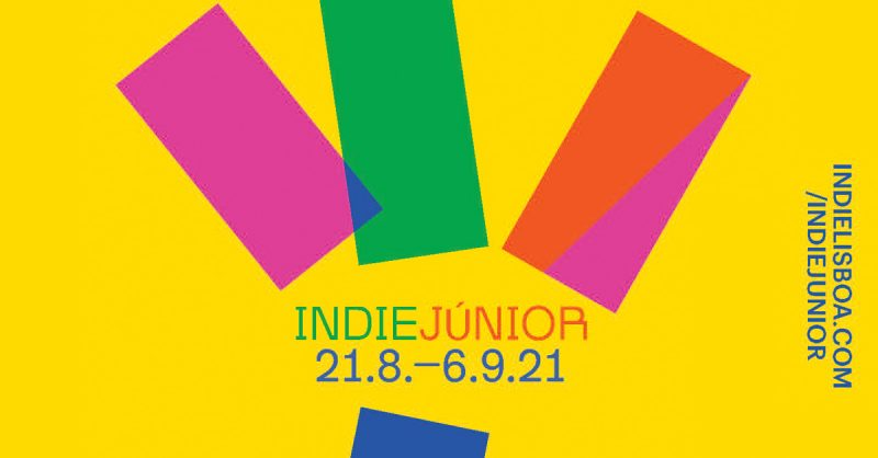IndieJúnior Lisboa: Festival de Cinema para crianças e pais volta em Agosto!