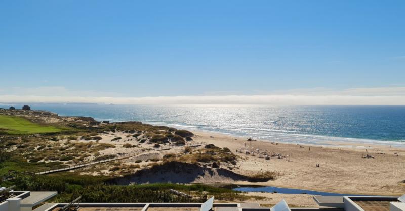 Passatempo The Beachfront Praia del Rey: vista privilegiada para o oceano!