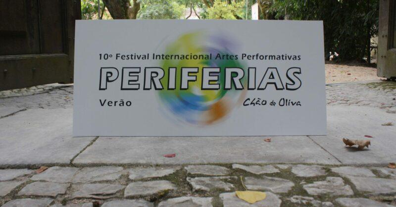 Periferias – Festival Internacional de Artes Performativas de Sintra