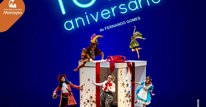 Feliz Aniversário – A nova peça do Teatro Infantil!