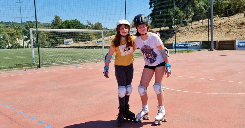 Patinagem Passo a Passo: aprendam a andar de patins!