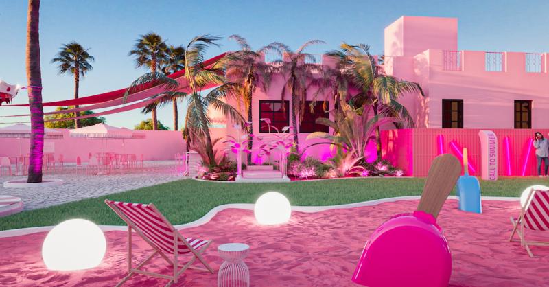 My Candy Beach: Este verão, Vilamoura vai ter uma praia rosa!