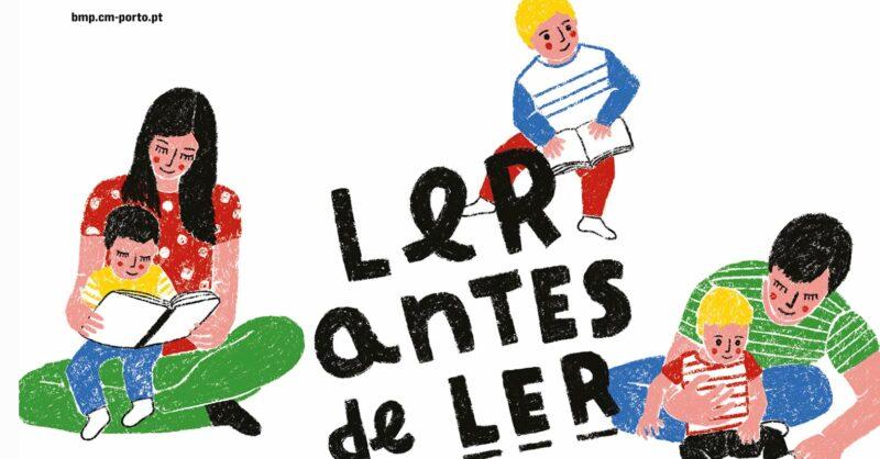 Ler antes de Ler: sessão de contos para bebés