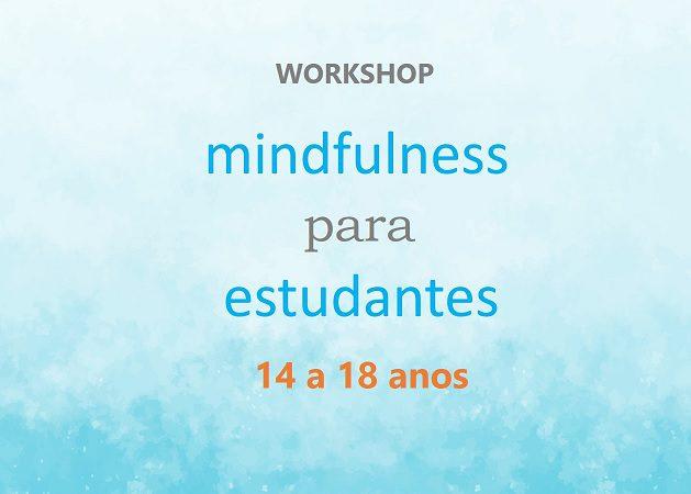 Workshop Mindfulness Estudantes