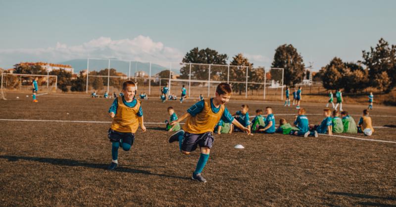 escolinhas de futebol