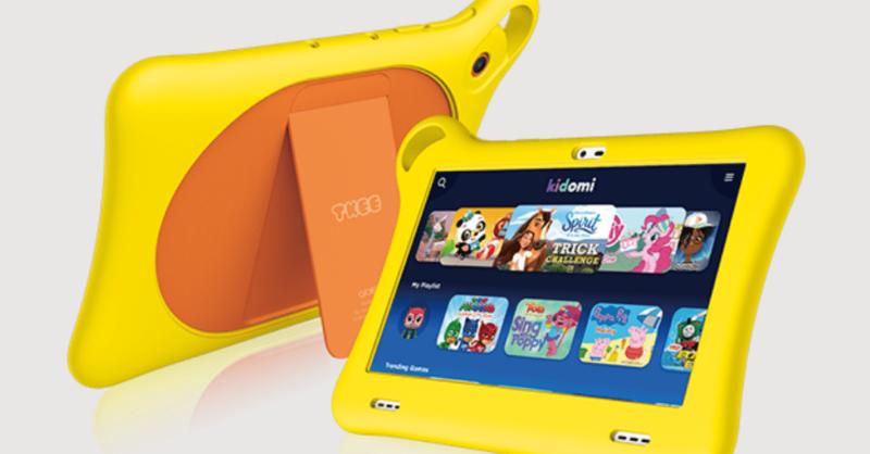 Passatempo: Alcatel TKEE Mini, o tablet ideal para as abobrinhas