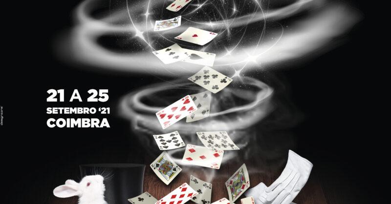 25ª Edição dos Encontros Mágicos – Há magia nas ruas de Coimbra